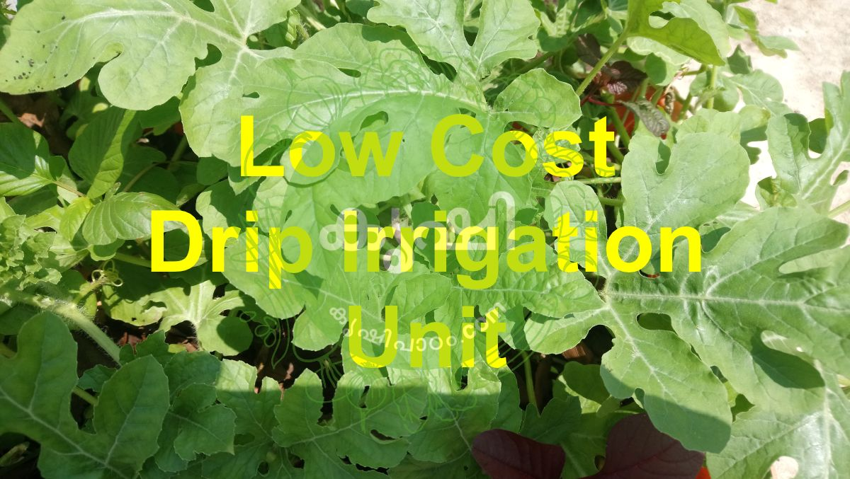 drip irrigation unit at low cost